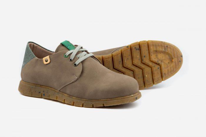 calzado vegano ecológico piso