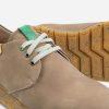 detalle textura tejido calzado casual