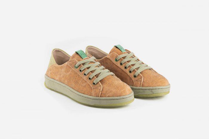 calzado vegano reciclado sostenible