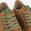 tejido reciclado vegano calzado