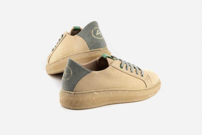 calzado vegano suela reciclada