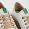zapato vegano cordones y plantilla