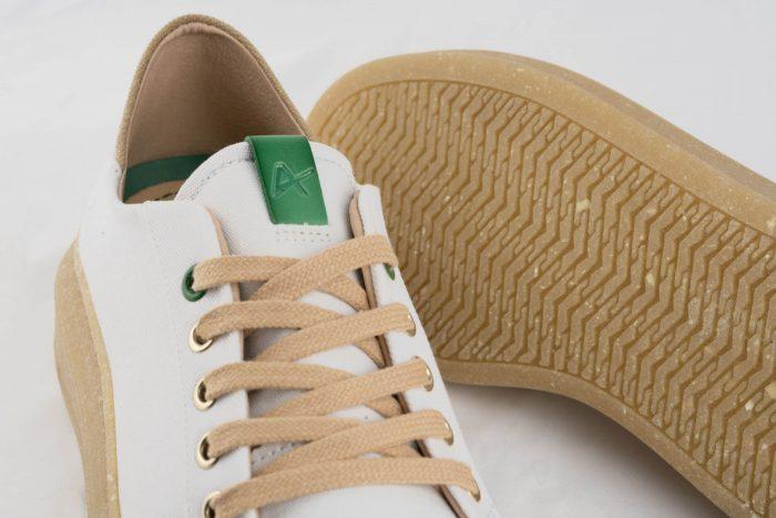 suela ecológica vegana calzado